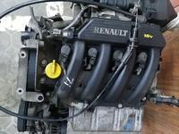 Двигатель K4M V1.6 за 250 000 тг. в Нур-Султан (Астана)