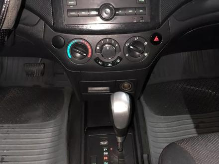Chevrolet Aveo 2011 года за 2 500 000 тг. в Кокшетау – фото 11