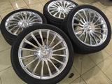 Оригинальные кованые колеса R20 AMG Mercedes S-class W222 W217 C217 Coupe S за 1 500 000 тг. в Алматы – фото 2