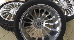 Оригинальные кованые колеса R20 AMG Mercedes S-class W222 W217 C217 Coupe S за 1 500 000 тг. в Алматы – фото 3