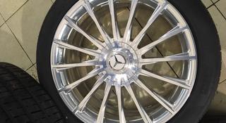 Оригинальные кованые колеса R20 AMG Mercedes S-class W222 W217 C217 Coupe S за 1 500 000 тг. в Алматы