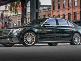 Оригинальные кованые колеса R20 AMG Mercedes S-class W222 W217 C217 Coupe S за 1 500 000 тг. в Алматы – фото 5