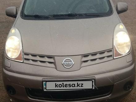 Nissan Note 2008 года за 3 300 000 тг. в Кокшетау