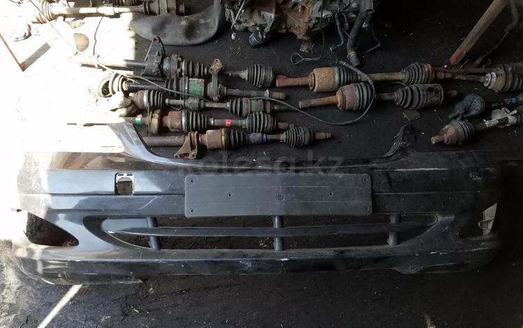 Передний бампер на Mercedes-Benz w221 за 80 000 тг. в Алматы