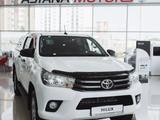 Toyota Hilux 2020 года за 16 920 000 тг. в Петропавловск – фото 2