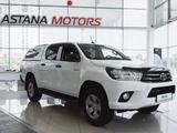 Toyota Hilux 2020 года за 16 920 000 тг. в Петропавловск