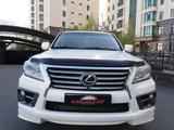 Lexus LX 570 2012 года за 18 600 000 тг. в Нур-Султан (Астана)