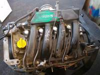 Мотор renault megane 2 за 220 000 тг. в Алматы