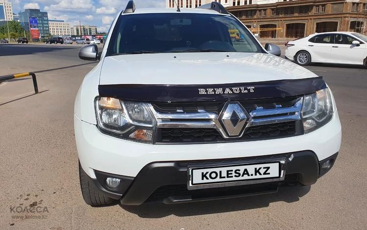 Renault Duster 2015 года за 4 790 000 тг. в Нур-Султан (Астана)