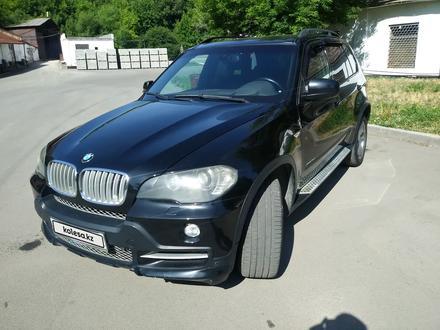 BMW X5 2007 года за 6 500 000 тг. в Алматы – фото 9