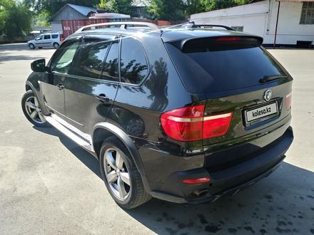 BMW X5 2007 года за 6 500 000 тг. в Алматы – фото 12