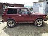 ВАЗ (Lada) 2121 Нива 2001 года за 900 000 тг. в Костанай