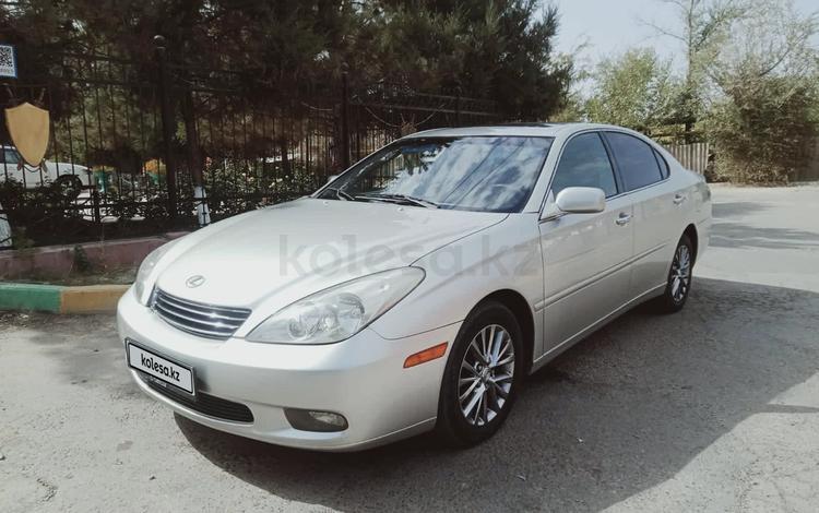 Lexus ES 300 2003 года за 5 100 000 тг. в Сарыагаш