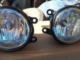 Противотуманные передние оригинальные фары с Toyota Land Cruiser Prado 150 за 15 000 тг. в Актобе