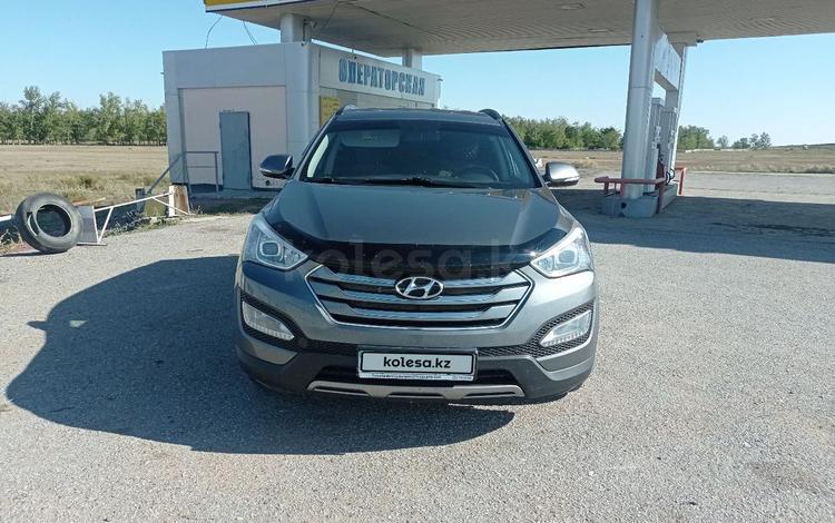Hyundai Santa Fe 2014 года за 8 600 000 тг. в Кызылорда