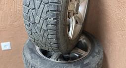 Зимние шипованные шины Pirelli Ice Zero 215/55 R16 за 85 000 тг. в Нур-Султан (Астана)