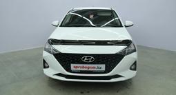 Hyundai Accent 2021 года за 8 500 000 тг. в Караганда – фото 2