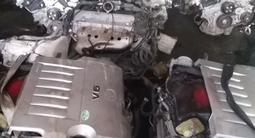Двигатель акпп контрактный Japan за 33 806 тг. в Алматы