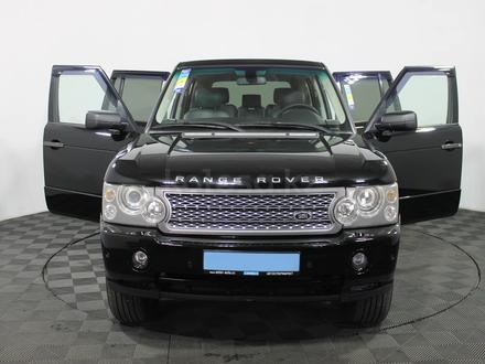 Land Rover Range Rover 2006 года за 4 780 000 тг. в Алматы – фото 7