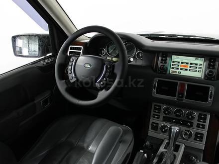 Land Rover Range Rover 2006 года за 4 780 000 тг. в Алматы – фото 14