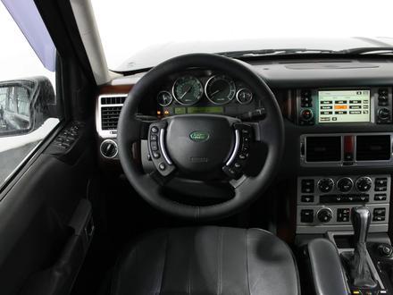 Land Rover Range Rover 2006 года за 4 780 000 тг. в Алматы – фото 13