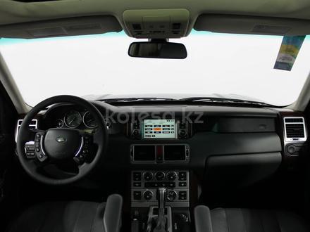 Land Rover Range Rover 2006 года за 4 780 000 тг. в Алматы – фото 12