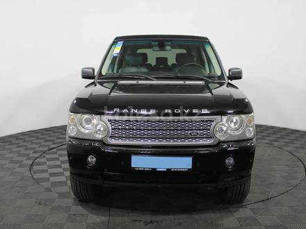 Land Rover Range Rover 2006 года за 4 780 000 тг. в Алматы – фото 2