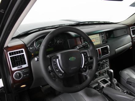 Land Rover Range Rover 2006 года за 4 780 000 тг. в Алматы – фото 11