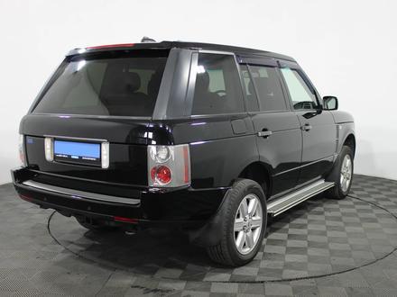 Land Rover Range Rover 2006 года за 4 780 000 тг. в Алматы – фото 4