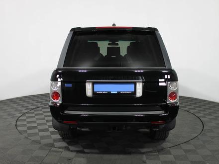 Land Rover Range Rover 2006 года за 4 780 000 тг. в Алматы – фото 5