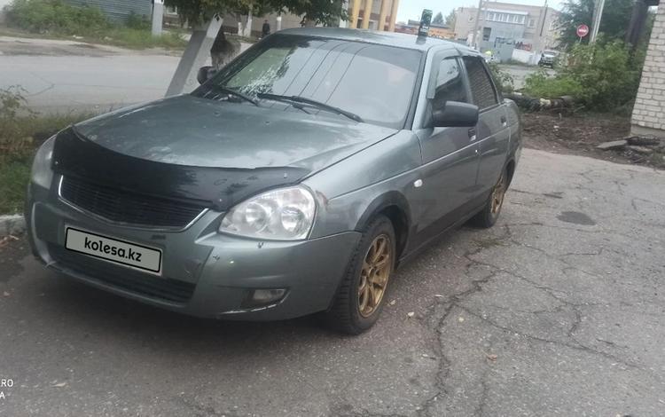 ВАЗ (Lada) Priora 2170 (седан) 2008 года за 750 000 тг. в Петропавловск