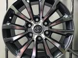 Комплект колёсных дисков Toyota Land Cruiser Prado за 160 000 тг. в Нур-Султан (Астана)