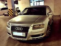 Audi A8 2004 года за 2 800 000 тг. в Алматы