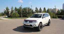 Mitsubishi Pajero Sport 2013 года за 8 500 000 тг. в Нур-Султан (Астана)