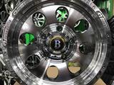 Комплект колёсных дисков Rainbow Dance в Астане за 160 000 тг. в Нур-Султан (Астана)