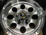 Комплект колёсных дисков Rainbow Dance в Астане за 160 000 тг. в Нур-Султан (Астана) – фото 2