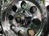 Комплект колёсных дисков Rainbow Dance в Астане за 160 000 тг. в Нур-Султан (Астана) – фото 5