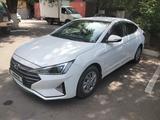 Hyundai Elantra 2019 года за 8 000 000 тг. в Алматы