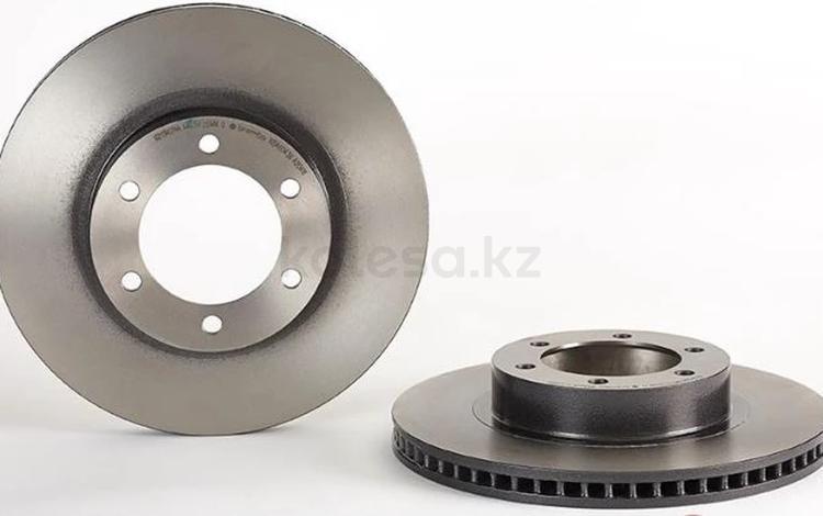 Для тех, кто ценит качество. Тормозные диски Prado 120 Прадо… за 22 000 тг. в Алматы