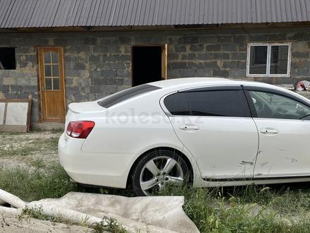 Lexus GS 300 2005 года за 3 000 000 тг. в Талдыкорган – фото 8