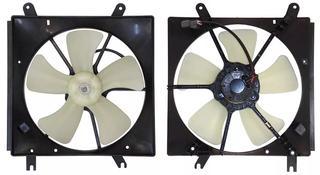 Диффузор радиатора в сборе Honda CR-V 95-01 за 39 050 тг. в Алматы