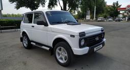 ВАЗ (Lada) 2121 Нива 2018 года за 3 700 000 тг. в Уральск – фото 2