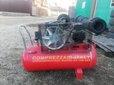 Компрессор новый, итальянский для шиномонтажа в Усть-Каменогорск – фото 2