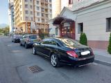 Mercedes-Benz CL 500 2007 года за 7 500 000 тг. в Алматы – фото 2