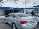 Chevrolet Impala 2017 года за 13 000 000 тг. в Алматы – фото 4