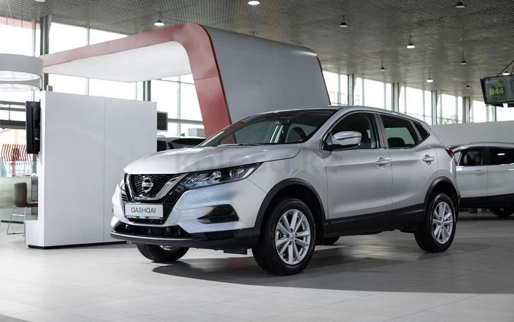 Nissan Qashqai SE Top 4WD 2021 года за 13 629 060 тг. в Алматы