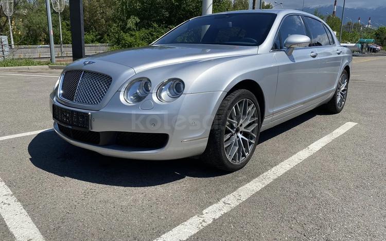 Bentley Continental Flying Spur 2007 года за 10 300 000 тг. в Алматы