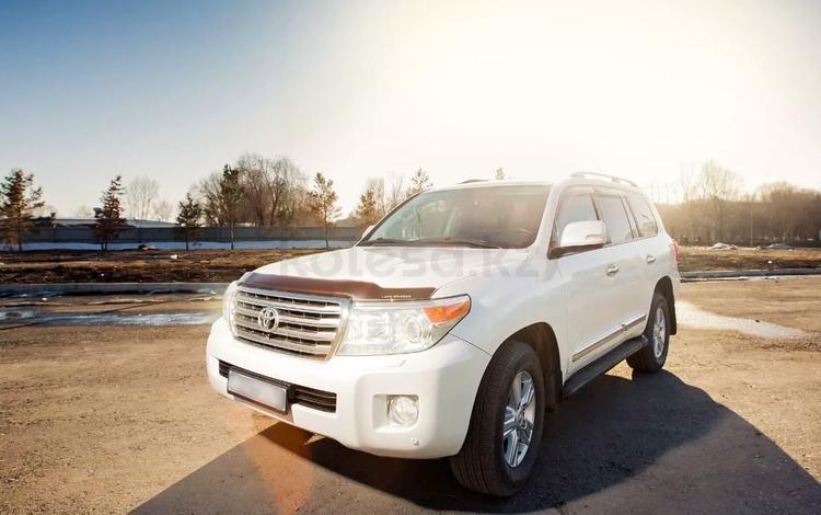 Toyota Land Cruiser 2012 года за 18 000 000 тг. в Усть-Каменогорск