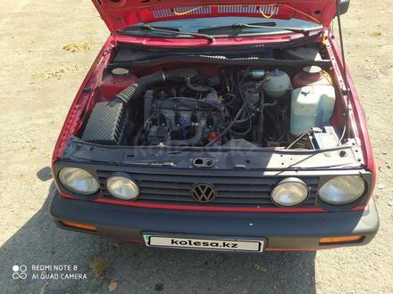 Volkswagen Golf 1992 года за 1 800 000 тг. в Алматы – фото 19