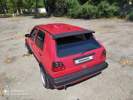 Volkswagen Golf 1992 года за 1 800 000 тг. в Алматы – фото 25